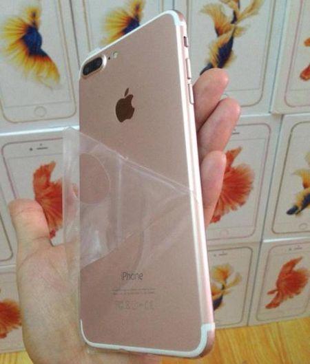 Trung Quoc ho bien iPhone 7: Nguoi Viet van me hang nhai? - Anh 3