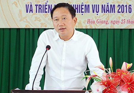 Bo de ong Trinh Xuan Thanh len tieng ve con - Anh 1