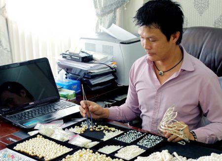 Theo chan tho lan xuong long nuoi trai lay ngoc - Anh 12