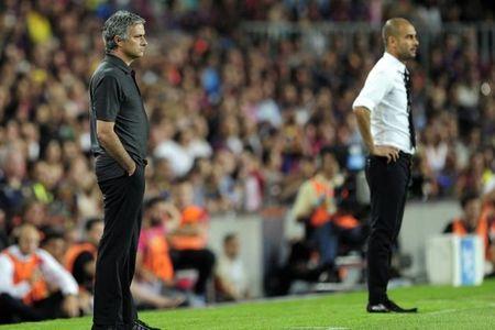 Mourinho se lay ai pha loi choi cua Pep? - Anh 1