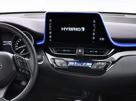 "SUV co nho Toyota C-HR ""chot gia"" 627 trieu - Anh 5"