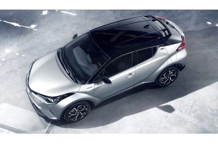 "SUV co nho Toyota C-HR ""chot gia"" 627 trieu - Anh 8"