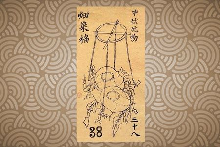 Hinh doc ve den Trung thu cua nguoi Viet 100 nam truoc - Anh 7