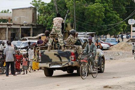 Cuoc song nguoi dan Nigeria khon kho vi khung bo Boko Haram - Anh 1