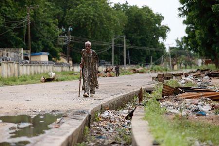 Cuoc song nguoi dan Nigeria khon kho vi khung bo Boko Haram - Anh 5