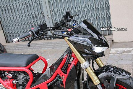 """""""Ve sau"""" Honda Forza 250 thoat xac sieu di tai Sai Gon - Anh 11"""
