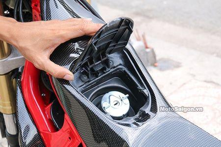 """""""Ve sau"""" Honda Forza 250 thoat xac sieu di tai Sai Gon - Anh 12"""