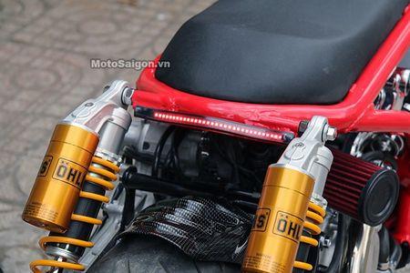 """""""Ve sau"""" Honda Forza 250 thoat xac sieu di tai Sai Gon - Anh 13"""
