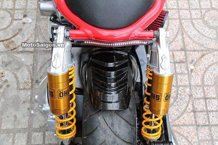 """""""Ve sau"""" Honda Forza 250 thoat xac sieu di tai Sai Gon - Anh 14"""