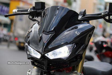 """""""Ve sau"""" Honda Forza 250 thoat xac sieu di tai Sai Gon - Anh 6"""