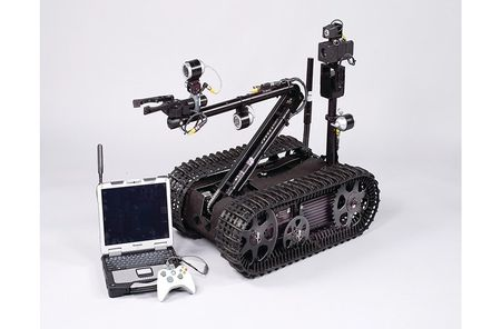 Soi mat loat robot chien dau dang so nhat the gioi - Anh 10