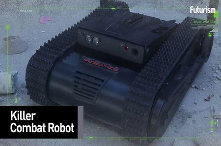 Soi mat loat robot chien dau dang so nhat the gioi - Anh 8