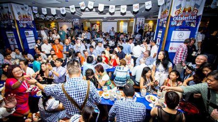 Le hoi GBA Oktoberfest Viet Nam 2016 chinh thuc khoi dong - Anh 1