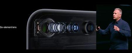 iPhone 7 ra mat voi kha nang chiu nuoc, may anh kep va khong co cong tai nghe - Anh 4