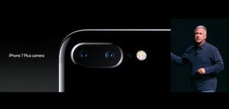 iPhone 7 ra mat voi kha nang chiu nuoc, may anh kep va khong co cong tai nghe - Anh 5