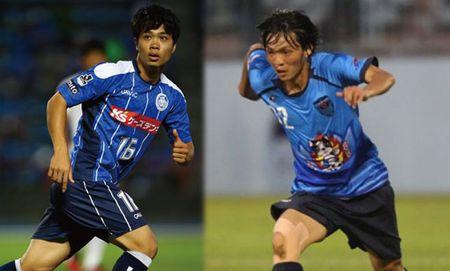 Cong Phuong du bi, Tuan Anh 'mat tich' o luot dau bu J.League 2 - Anh 1