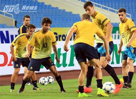 'U19 Australia biet cach de doi no U19 Viet Nam' - Anh 2
