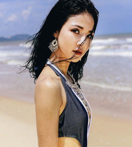 Anh bikini hiem hoi cua Hoa hau the thao Tran Thi Quynh - Anh 3