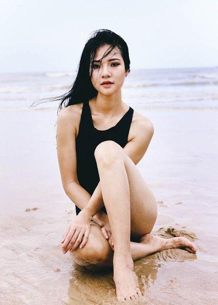 Anh bikini hiem hoi cua Hoa hau the thao Tran Thi Quynh - Anh 4
