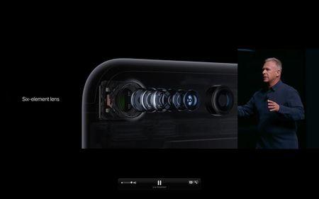 Apple iPhone 7: chong nuoc, bo jack tai nghe, CPU 4 nhan, phim Home cam ung, 2 camera, 2 loa, 5 mau - Anh 11