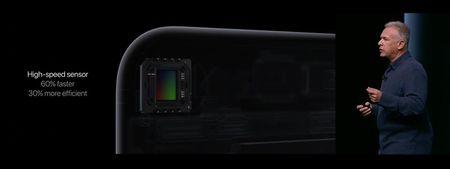 Apple iPhone 7: chong nuoc, bo jack tai nghe, CPU 4 nhan, phim Home cam ung, 2 camera, 2 loa, 5 mau - Anh 13