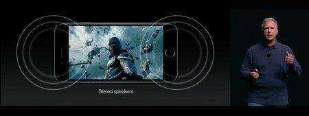 Apple iPhone 7: chong nuoc, bo jack tai nghe, CPU 4 nhan, phim Home cam ung, 2 camera, 2 loa, 5 mau - Anh 21