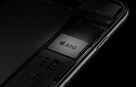 Apple iPhone 7: chong nuoc, bo jack tai nghe, CPU 4 nhan, phim Home cam ung, 2 camera, 2 loa, 5 mau - Anh 4