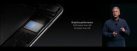 Apple iPhone 7: chong nuoc, bo jack tai nghe, CPU 4 nhan, phim Home cam ung, 2 camera, 2 loa, 5 mau - Anh 5