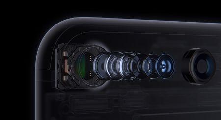 Apple iPhone 7: chong nuoc, bo jack tai nghe, CPU 4 nhan, phim Home cam ung, 2 camera, 2 loa, 5 mau - Anh 8