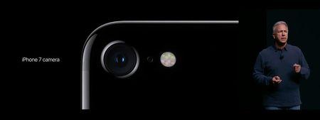Apple iPhone 7: chong nuoc, bo jack tai nghe, CPU 4 nhan, phim Home cam ung, 2 camera, 2 loa, 5 mau - Anh 9