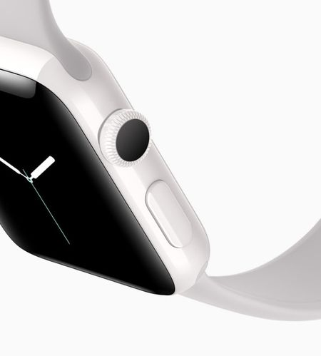 Apple Watch Edition ra mat phien ban moi voi chat lieu gom thay vi vang - Anh 5