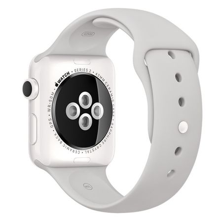 Apple Watch Edition ra mat phien ban moi voi chat lieu gom thay vi vang - Anh 8