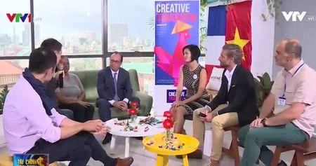 Tong Thong Phap cam ket ho tro cong dong Startup tai Viet Nam - Anh 1