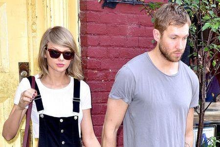 "Calvin Harris hoi han vi ""nem da"" Taylor Swift sau chia tay - Anh 1"