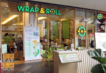 Wrap & Roll: Cat canh hay se 'cuon goi'? - Anh 1