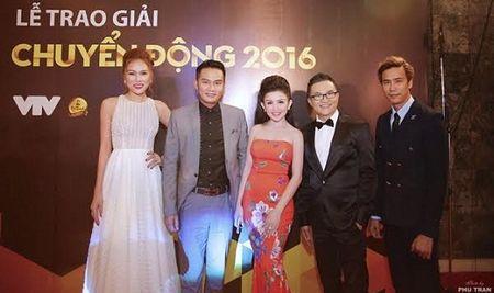 Janny Thuy Tran cuoi rang ro canh MC Dai Nghia - Anh 1