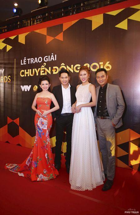 Janny Thuy Tran cuoi rang ro canh MC Dai Nghia - Anh 3