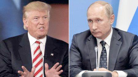 Ong Trump khen Tong thong Putin lanh dao tot hon ong Obama - Anh 1