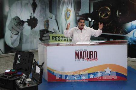Venezuela tang cuong nang luc cho luc luong canh sat - Anh 1