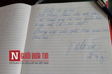 Loi tien biet dam nuoc mat cua dong nghiep viet cho NS Han Van Tinh - Anh 10