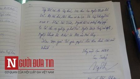 Loi tien biet dam nuoc mat cua dong nghiep viet cho NS Han Van Tinh - Anh 7