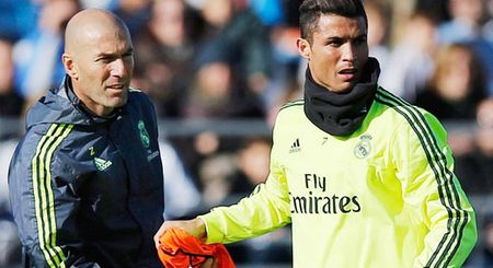 Ronaldo du kien ra san 60 phut cuoi tuan nay - Anh 2