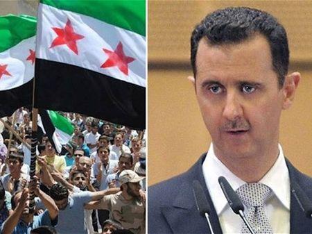 Phe doi lap Syria doa tay chay thoa thuan hoa binh Nga - My - Anh 1
