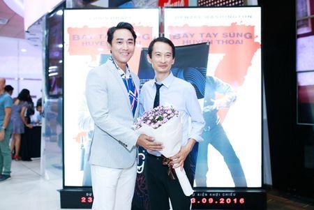 """Ngo Thanh Van rang ro chuc mung phim moi cua dao dien """"Rung Na Uy"""" - Anh 4"""