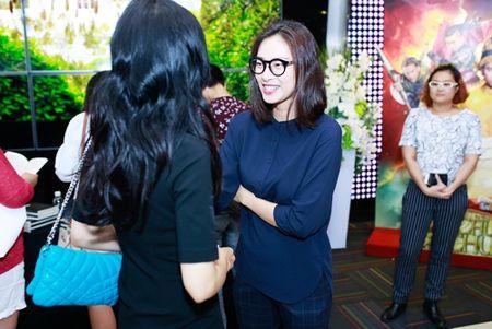 """Ngo Thanh Van rang ro chuc mung phim moi cua dao dien """"Rung Na Uy"""" - Anh 6"""