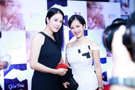 """Ngo Thanh Van rang ro chuc mung phim moi cua dao dien """"Rung Na Uy"""" - Anh 8"""