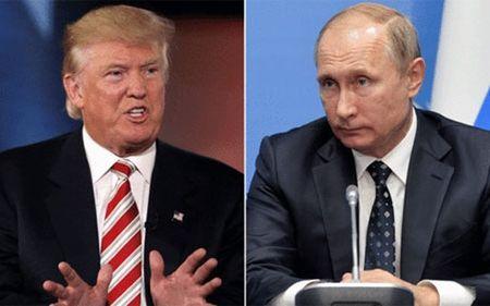 "Trump: ""Putin tuyet hon Obama"" - Anh 1"