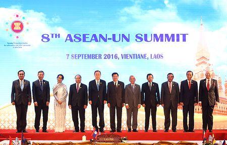 Thu tuong du Hoi nghi cap cao ASEAN 29 va ASEAN+1: Viet Nam mong ASEAN va Trung Quoc tuan thu UNCLOS - Anh 4