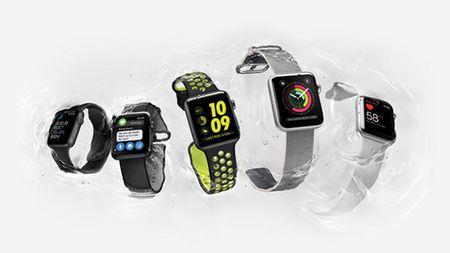Cung bo doi iPhone 7, Apple ra mat dong ho Watch Series 2 - Anh 1