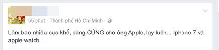 Ra mat iPhone moi thoi ma, dan mang Viet cung chon ron nhu vay - Anh 4